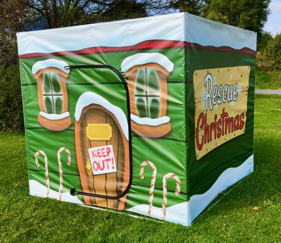 Mobile Christmas Escape Room