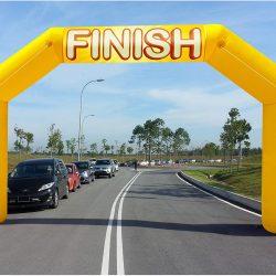 Race way Arch rentals