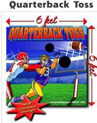 Quarterback Toss 6×6