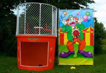 New Dunk Tank for 2018 is on its way!!