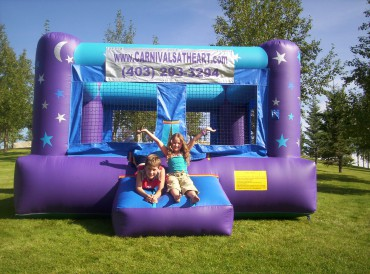 Great delivery deals for bounce houses this summer!