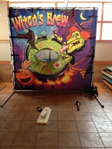 Halloween games  / Halloween parties