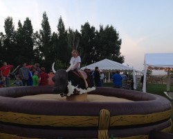 Mechanical Bull Rentals Calgary